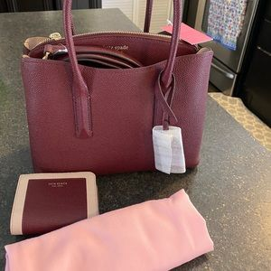 🌺New Kate Spade Margaux purse with wallet🌺